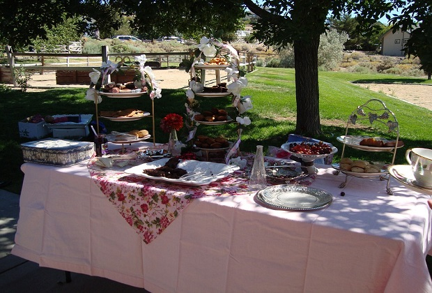 Alice and Mad Hatter Picnics