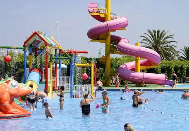 Club MAC Alcudia children's pool