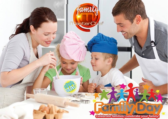 Club MAC Family Masterchef