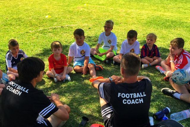 Club Mac | ESA Soccer