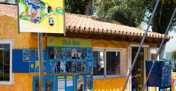Club Mac | Entertainment